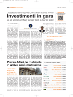 Investimenti in gara - Money Manager Talent