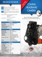 Leaflet_COAXIAL HEADBAND CAMERA