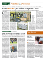 Patto Nord-Sudper sfidare Pampers e Chicco