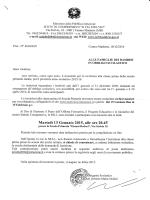Invito Serata Genitori 13 Gennaio - Istituto Comprensivo II via Stelvio