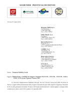 2014 3 19 TPL TV sciopero - Filt CGIL Regionale Veneto