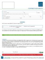 contrIbutI non dedottI - Fondo Gomma Plastica