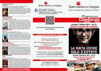 Cineforum - Teatro San Rocco