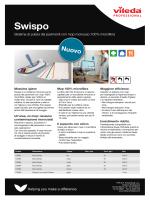 Swispo - Vileda Professional