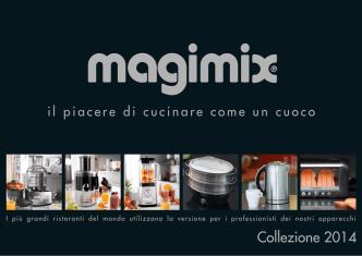 Catalogo Magimix 2014