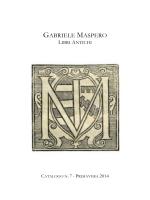 GABRIELE MASPERO
