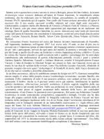 immagini - Archivio Maurizio Spatola