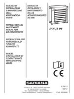 Manuale JANUS 05_ Manuale JANUS