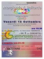 cena 2014 - Murialdo Italia