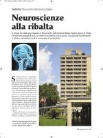 Neuroscienze alla ribalta [PDF]