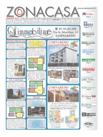 Cornaredo - ZONACASA Periodico di informazione immobiliare