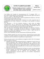 ENTE NAZIONALE RISI Milano