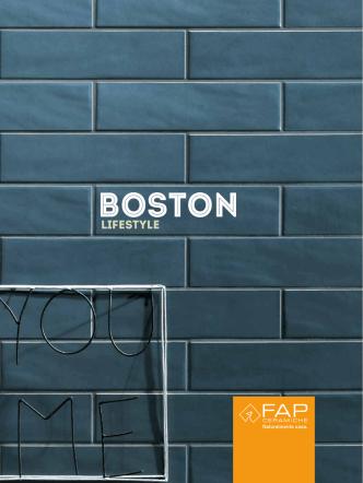 BOSTON - Fap ceramiche