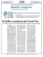 Banche e imprese Il risiko comincia da Nord-Est