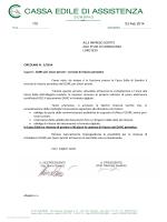 circolare 2/2014 - Cassa Edile di assistenza di Sondrio