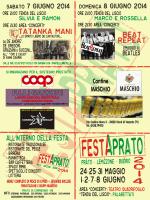 FestaPrato 2014 - Circolo PD di Correggio