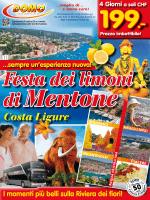 Festa dei limoni di Mentone