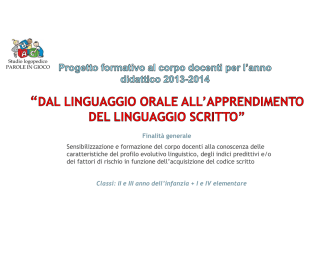 Abilità visuo-spaziali - Logopedia Parole in Gioco Anagni