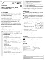 istruzioni cps-3100/2 adattatore per auto usb con funzione di carica
