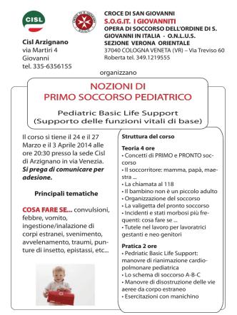arzignano ps - Cisl Vicenza
