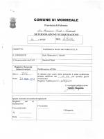 dirigenti - Comune di Monreale