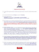 Regolamento Scuola Vela 2014 revisione FC