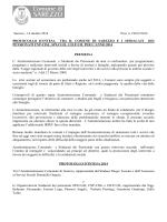 Legge - Comune di Sarezzo