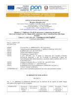 "Azione C-1-FSE-2014-439 - ""Getting on with English"""