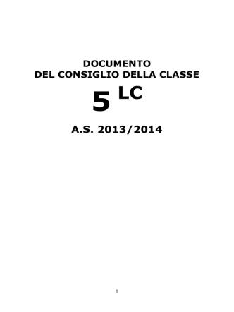 A.S. 2013/2014 - Ettore Majorana