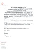Esito bando WP4 - Fondazione La Fornace