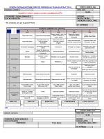 Schede Dichiarazione GAF-GpT 2014
