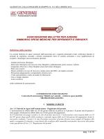 Condizioni generali di assicurazione Polizza Assicurazioni Generali