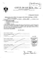 Curriculum Moscato - Gazzetta Amministrativa
