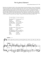 Low Key - sheet music