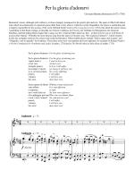 Low Key - sheet music