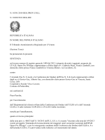 sentenza TAR Veneto 1391 del 2014