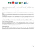 Ipotesi di piattaforma per il rinnovo del CCNL dei dipendenti