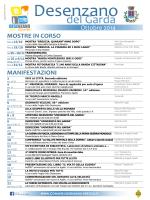 Ottobre 2014 - Comune di Desenzano del Garda