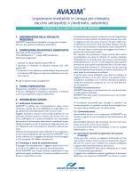 AVAXIM (05) - Autismo e Vaccini