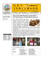 2014 - Avvisi ai Soci - Novembre