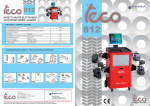 TECO 812 _ ITA-GB.indd