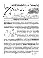 2014-11-02 - Parrocchia San Bonaventura