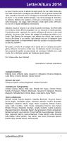 LetterAltura 2014