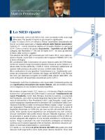Notiziario (testo non accreditato ECM)