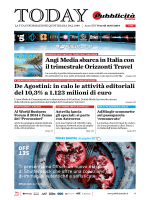 Angi Media sbarca in Italia con il trimestrale