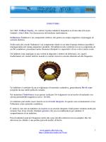 Induttori - Elettronica Audio