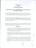 Convenzione LCU-Confindustria Palermo