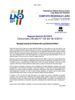 Com. Uff. LND PRI-SEC-JUR-FEMC 18.12.2014