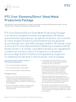 PTC Creo® Elements/Direct® Sheet Metal Productivity