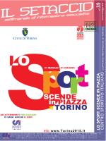Setaccio 35 - CSI Torino